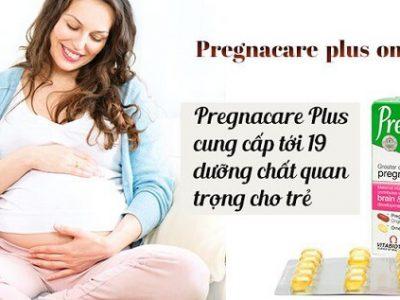 Thuốc Pregnacare Max: Cách Dùng, Giá 2020, Mua Ở Đâu, Phản Hồi [CHI TIẾT A-Z]