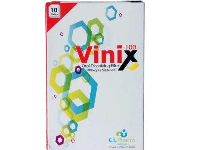 [VẠCH TRẦN] Tem Vinix 100mg Có Tốt Thật Không? Giá Bao Nhiêu 2020